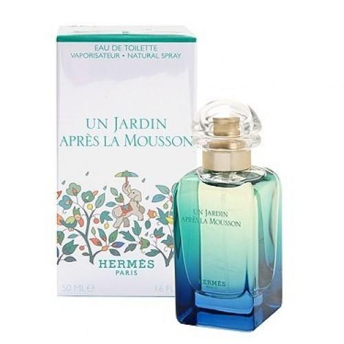 парфюмерия Hermes Jardin Apres La Mousson Women Edp 50ml