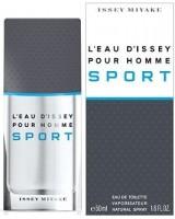 ISSEY MIYAKE L'EAU D'ISSEY MEN SPORT - men - EDT - 100ml