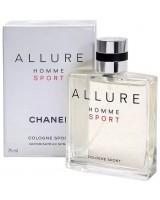 CHANEL ALLURE SPORT - men - COLOGNE - 100ml