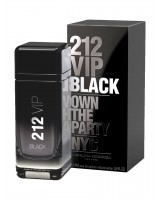 CAROLINA HERRERA  212 VIP BLACK - men - EDP - 100ml