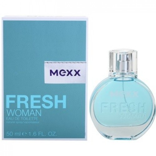 парфюмерия Mexx Fresh Women Edt 15ml