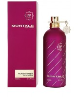 MONTALE ROSES MUSK LIMITED EDITION - women - EDP - 100ml